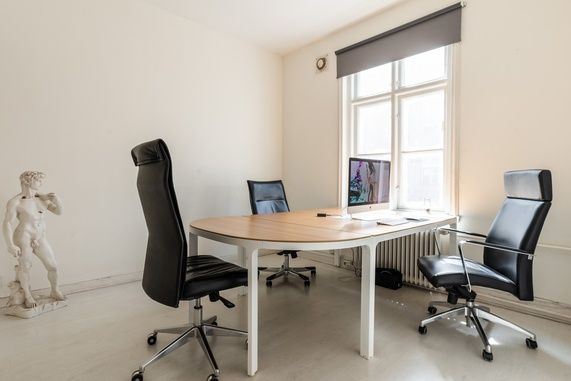 COWORKING SPACE - FINNES