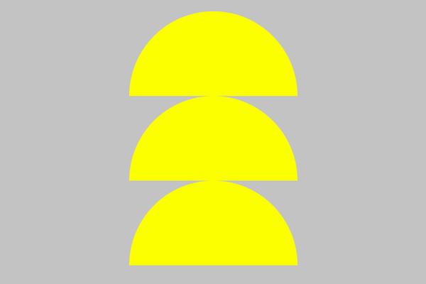 Metahaven – Sunrise, simulation på Röda Sten