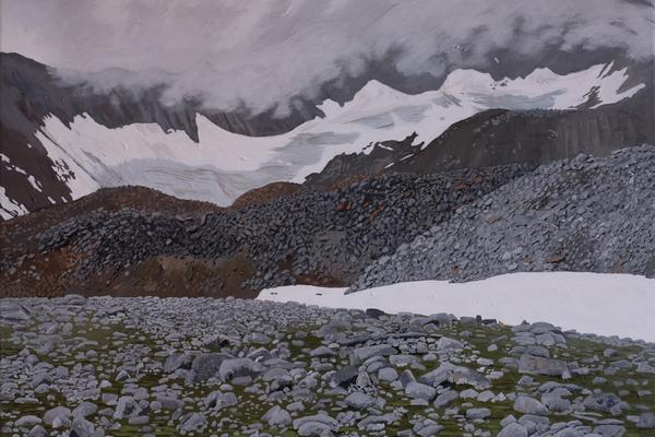 Charlotta Rosengren – Glaciär