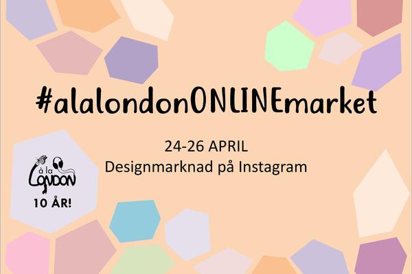 à la London Online Market