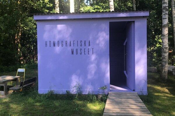 Homografiska Museet 2021