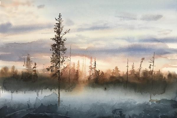 Konstutställning JOACHIM KARKEA