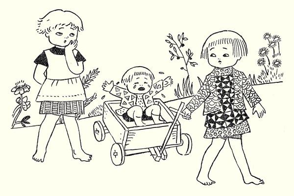 Ingrid Vang Nyman och svenska barnboksbildens nya estetik