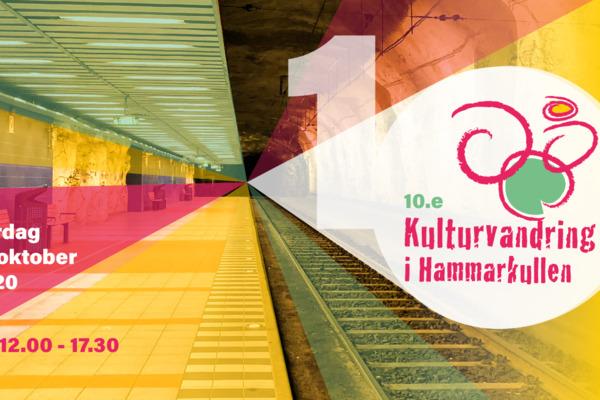 Kulturvandringen i Hammarkullen 2020