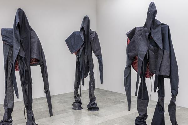 Öppning av utställningen Sandra Mujinga
