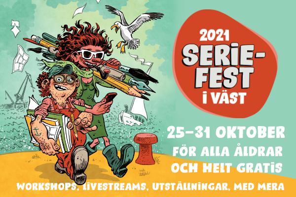 Seriefest i Väst