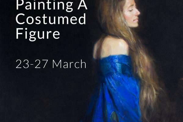 Målerikurs: Painting A Costumed Figure
