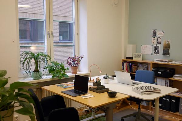 Kontorsrum vid Magasinsgatan