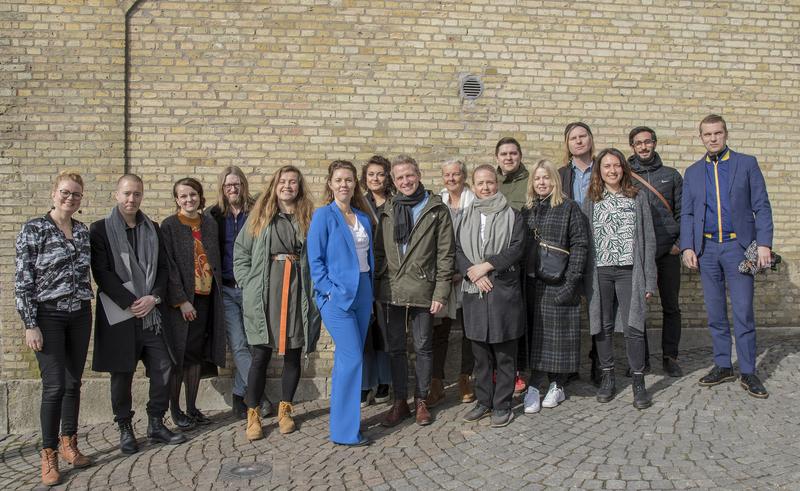 Årets deltagande byråer samt samarbetspartners. Bild: Arbetsmarknad och vuxenutbildning, Göteborgs Stad