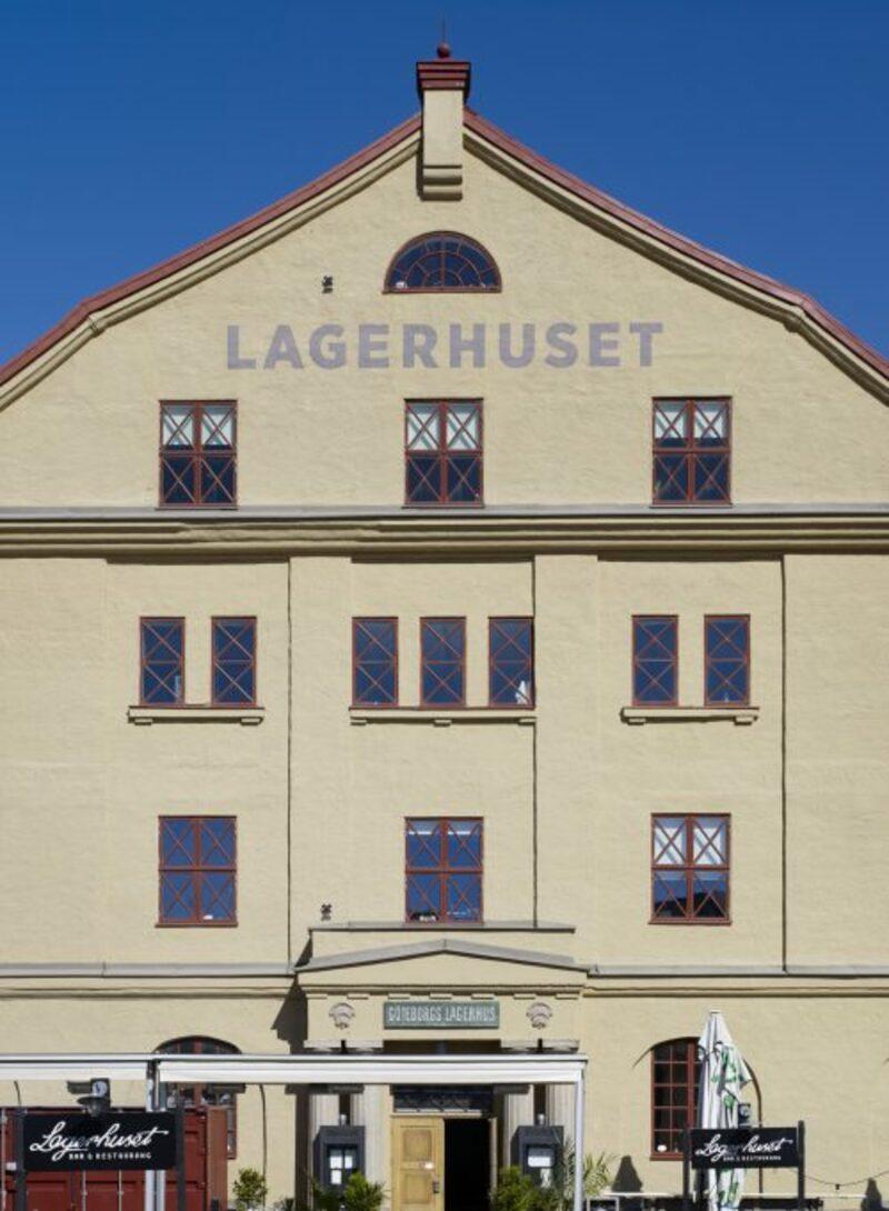 Lagerhuset (Higab)