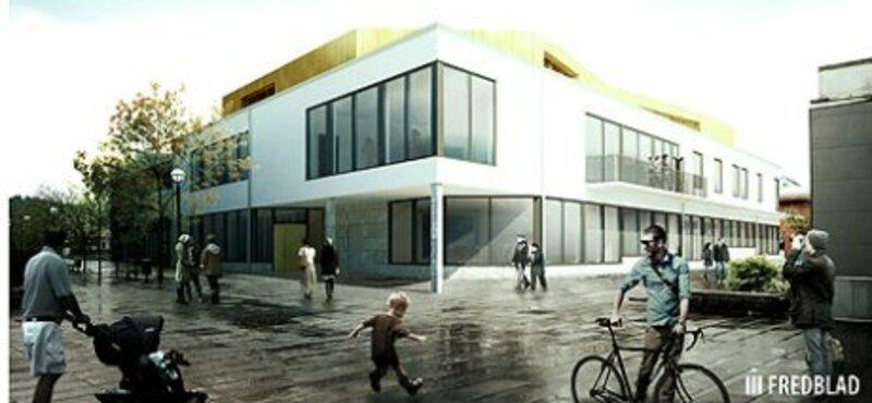 Bild: Fredblad arkitekter