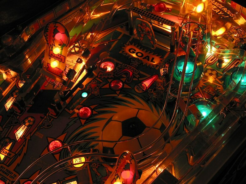 Bild: PinballRobin/Flick Creative Commons