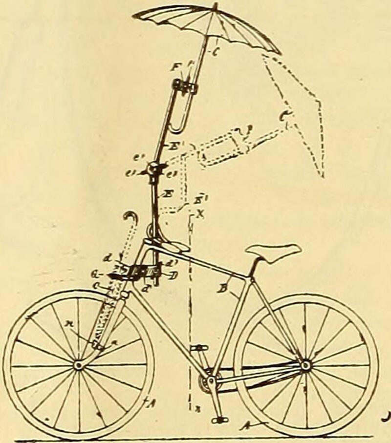 """Bild från sid 629  i """"The Wheel and cycling trade review"""" (1888) Internet Archive Book Images/Flickr Creative Commons."""