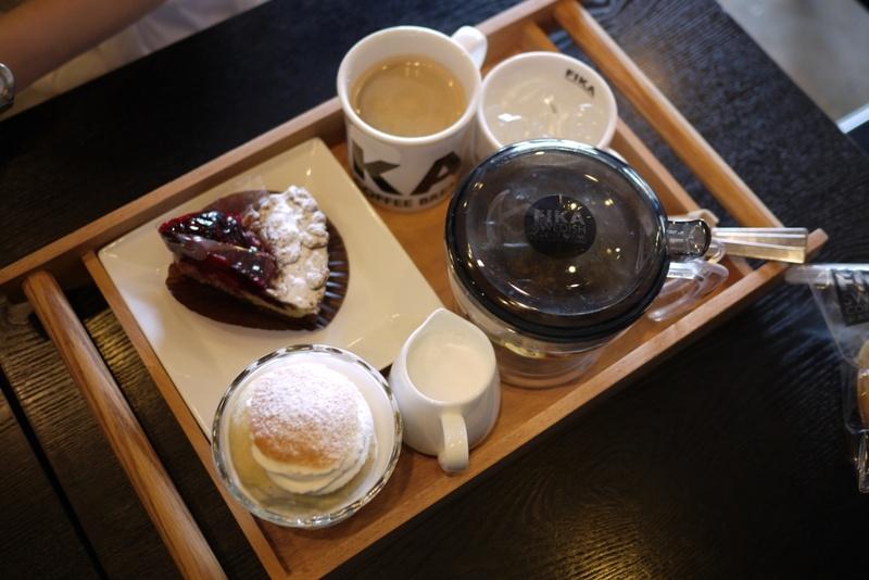 Svensk fika på kafeet FIKA i Seoul. Bild: Min Jung Hong