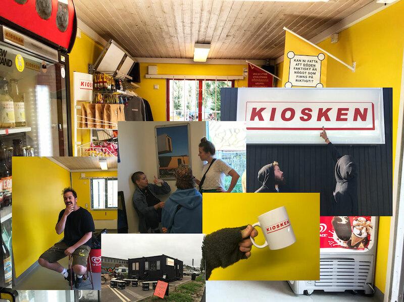Bilder: Kiosken