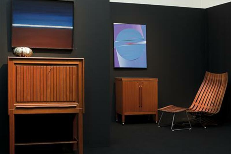 Från utställningen Norwegian Icons. Foto: Blomquist/Fuglen