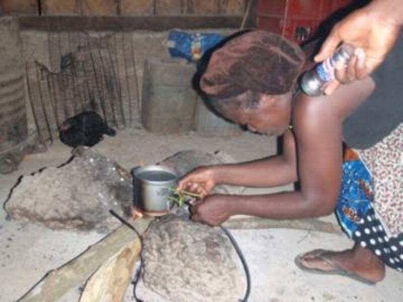 Här används den i Ghana, foto: Powerpot