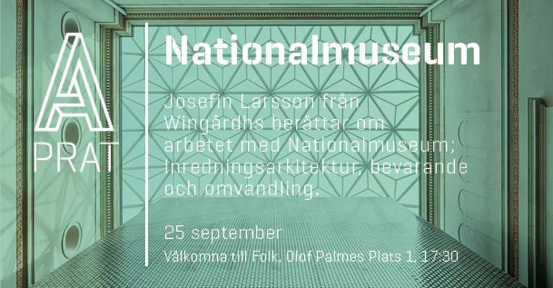 APRAT – NATIONALMUSEUM