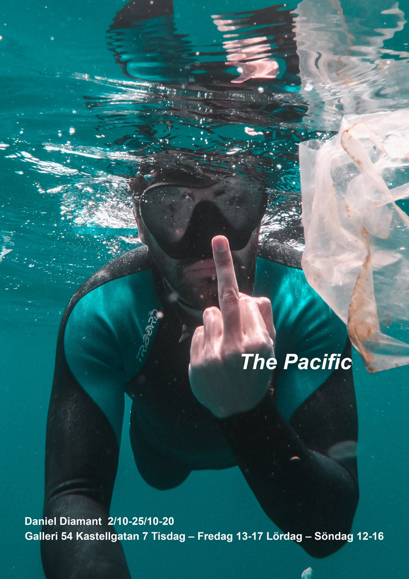 Daniel Diamant – The Pacific