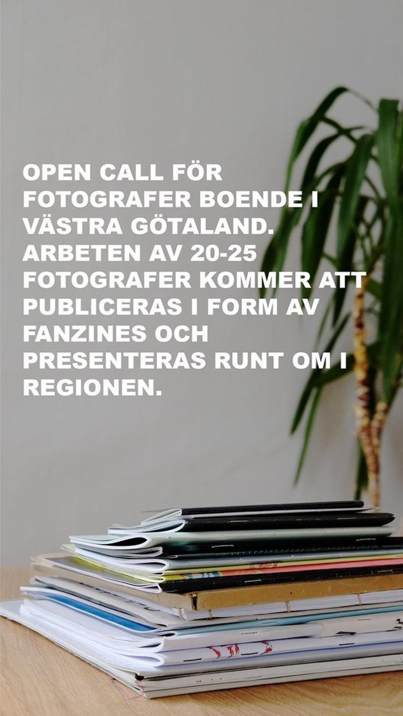Open Call - Nytt fotografi fanzine!