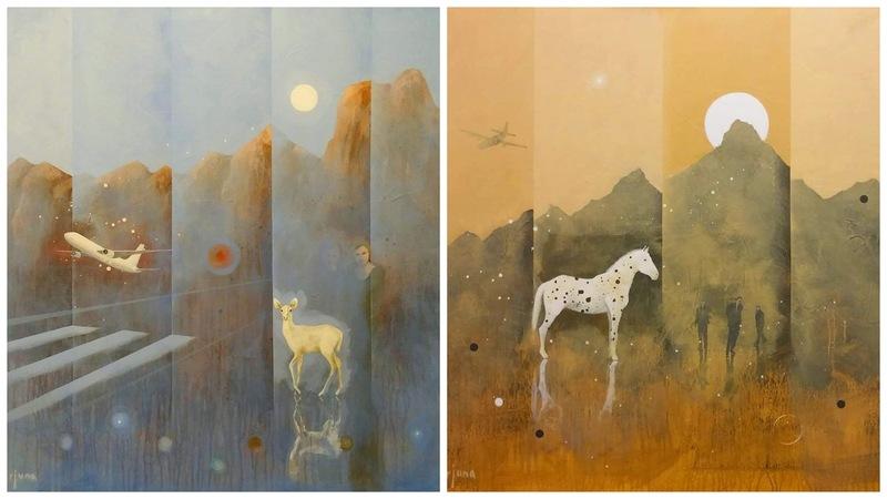 Konstutställning ARJUNA GEIR AASEHAUG