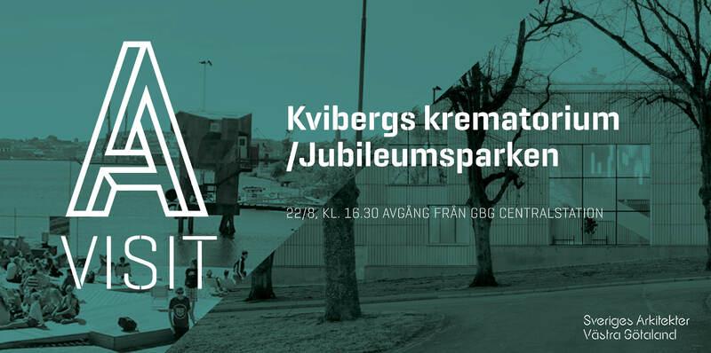 AVISIT – Kvibergs krematorium & Jubileumsparken