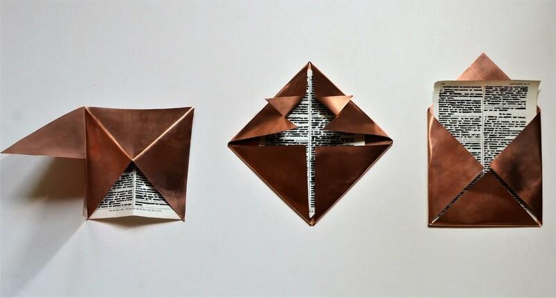 Gaby Berglund Cárdenas' utställning: PRINTS, BOOKS & SOLITARY THINGS