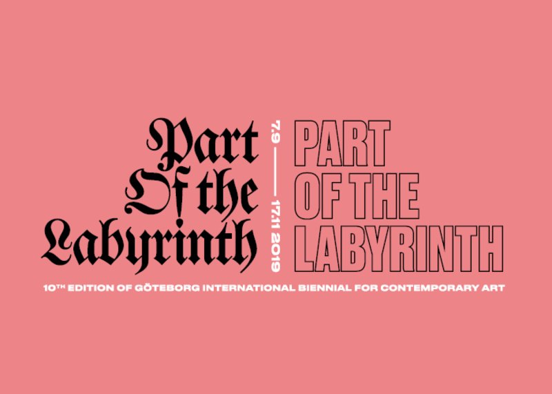 GIBCA 2019: Part of the Labyrinth