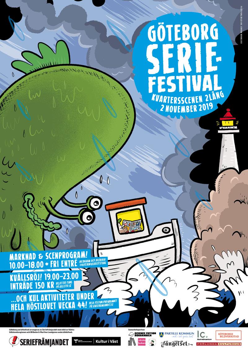 Göteborg seriefestival
