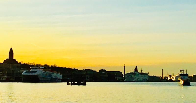 En trilogi i doft – om Göteborg