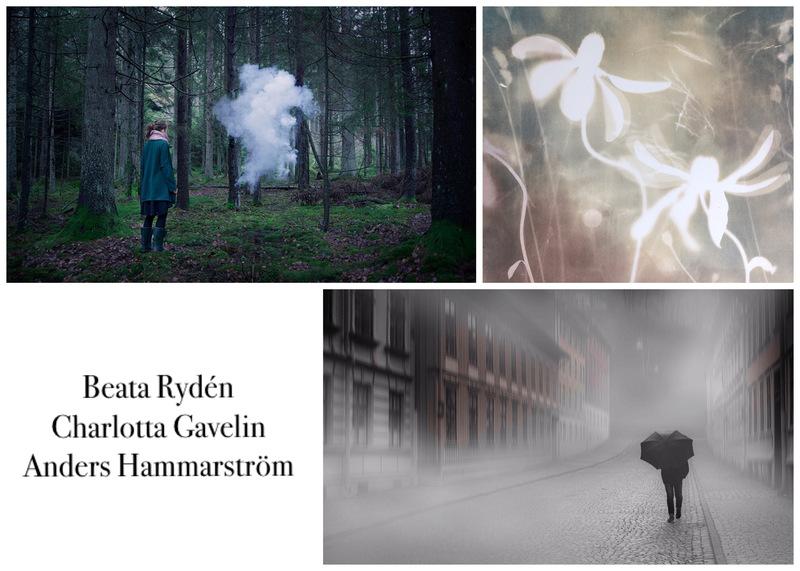 Fotoutställning med Beata Rydén, Charlotta Gavelin och Anders Hammarström