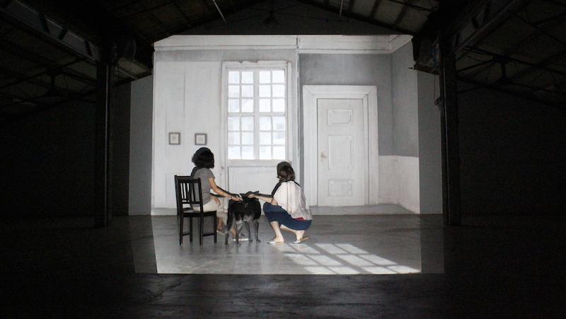 Föreläsning: Att ta sig in i en målning, ett rum, ett museum