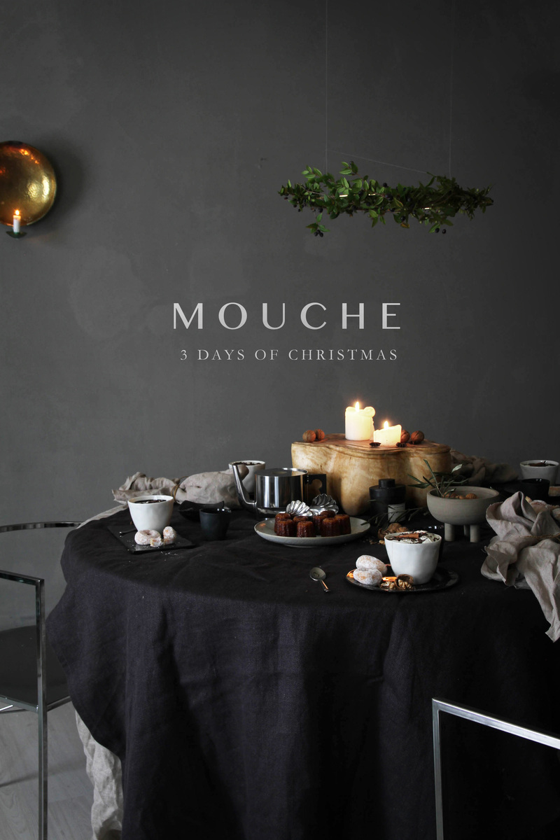 Mouche 3 Days of Christmas