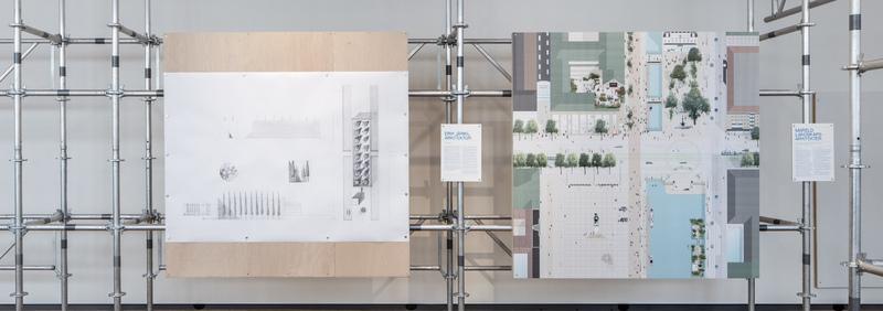 Finissage av Arkitekturvisioner: Brunnsparken