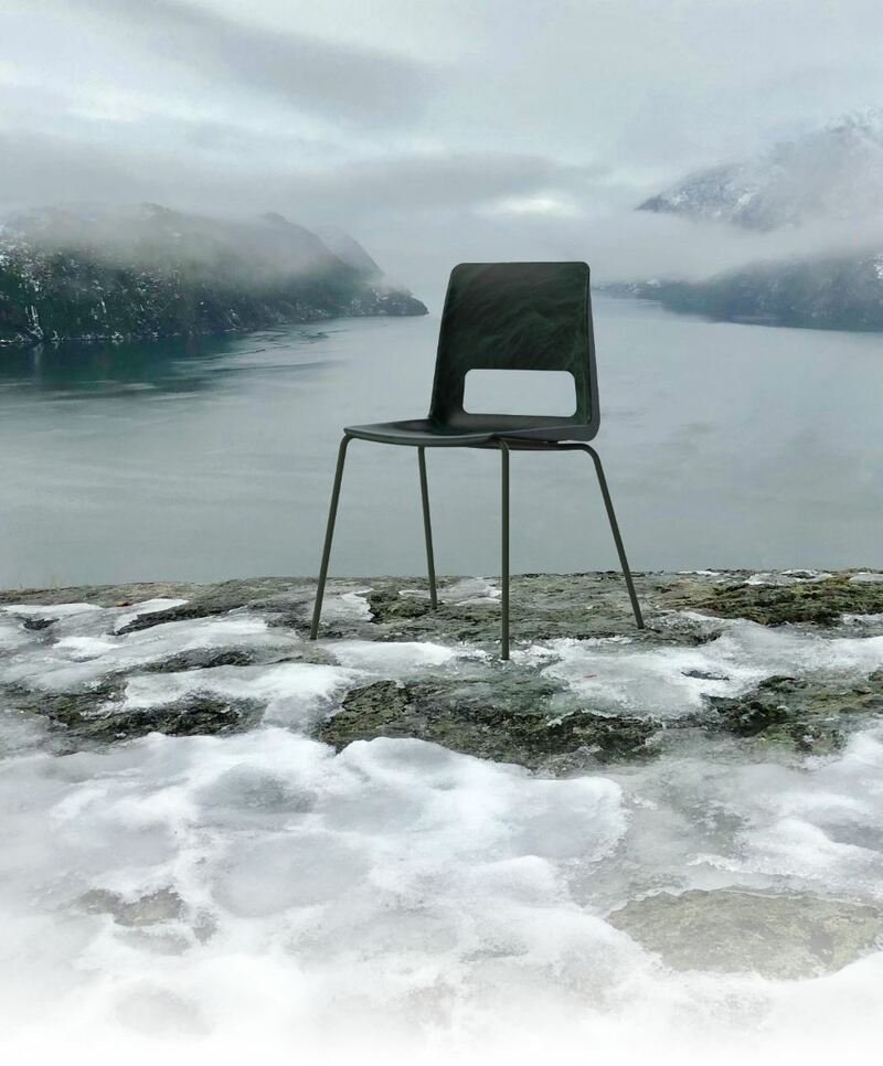 A design classic in a new way with Snøhetta