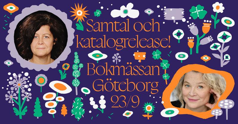 SAMTAL OCH KATALOGRELEASE: SWEDISH ILLUSTRATORS & GRAPHIC DESIGNERS 2022