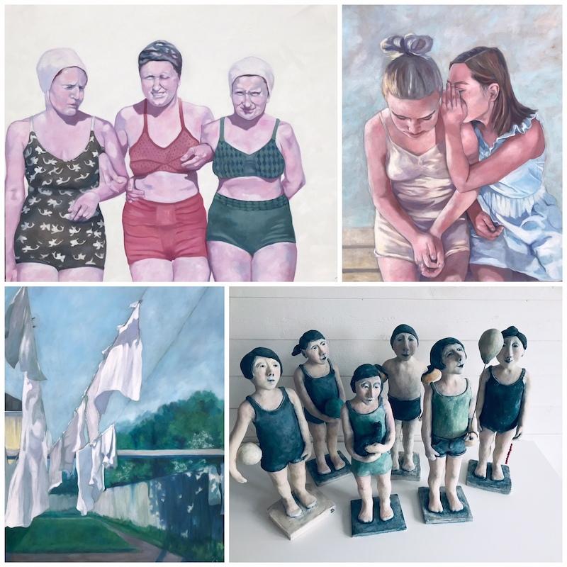 Konstutställning - JENNY SÖDERLUND