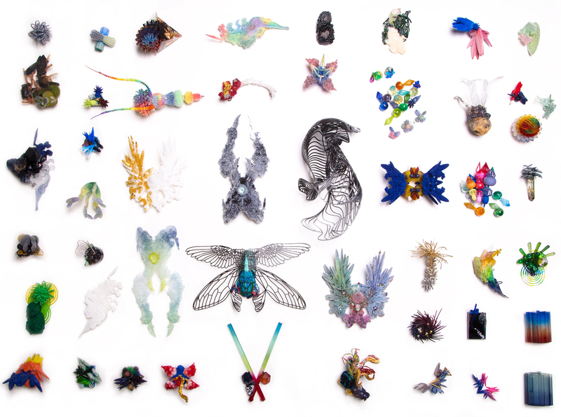 Variants - Xiaodai Huang