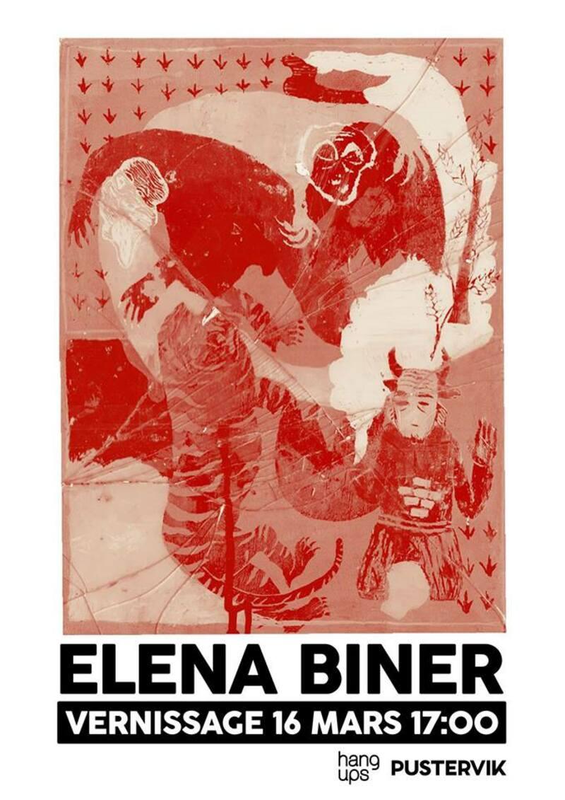 Pustervik Hang-Ups: Elena Biner