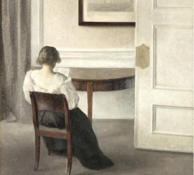 Föreläsning: Vilhelm Hammershøi och realismen