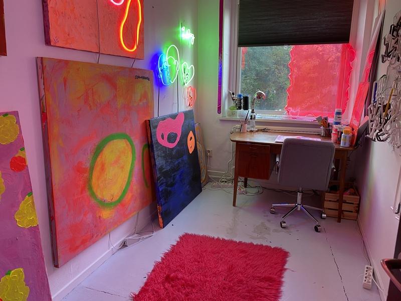 Studio i Göteborg uthyres