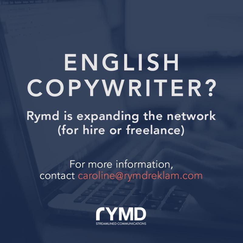 English Copywriter