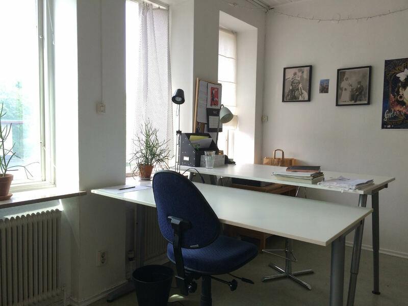 Kontorsplats finnes på Gothenburg studios, Lindholmen