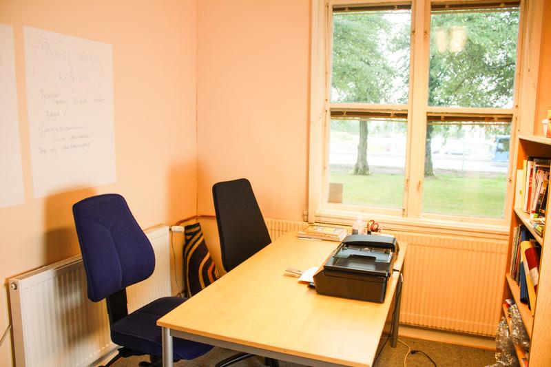 Kontorsplatser i Kviberg