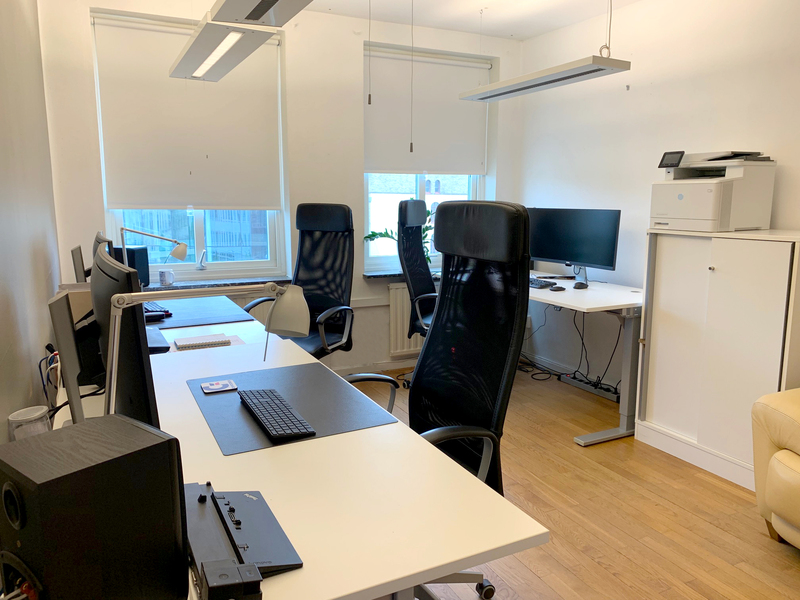 Ledigt kontorsrum