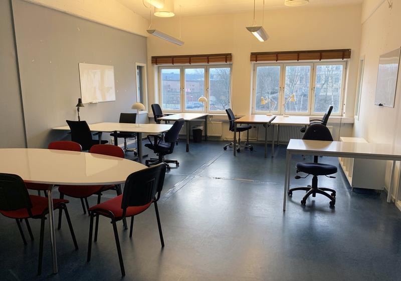 Kontorslokaler på Gothenburg Film Studios1