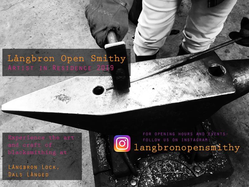 Långbron Open Smithy 8 juli - 16 aug 2019