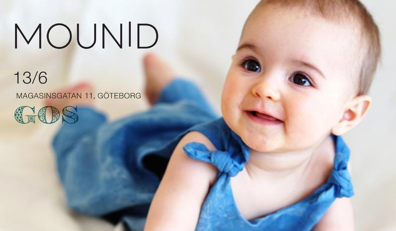Väkommen på release för Mounid Baby Suit!
