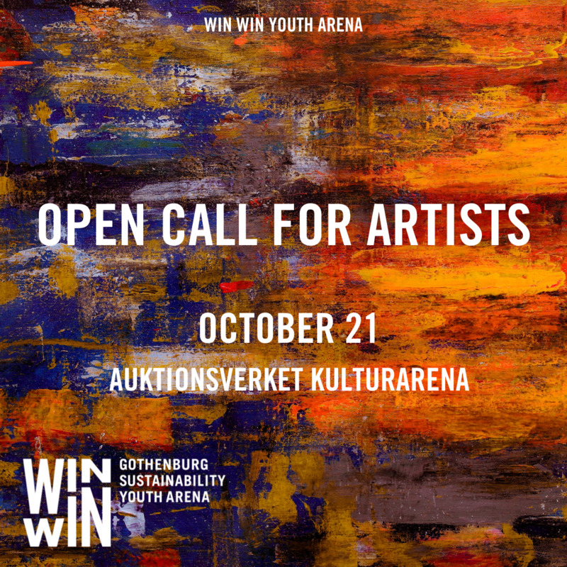 OPEN CALL för konstnärer