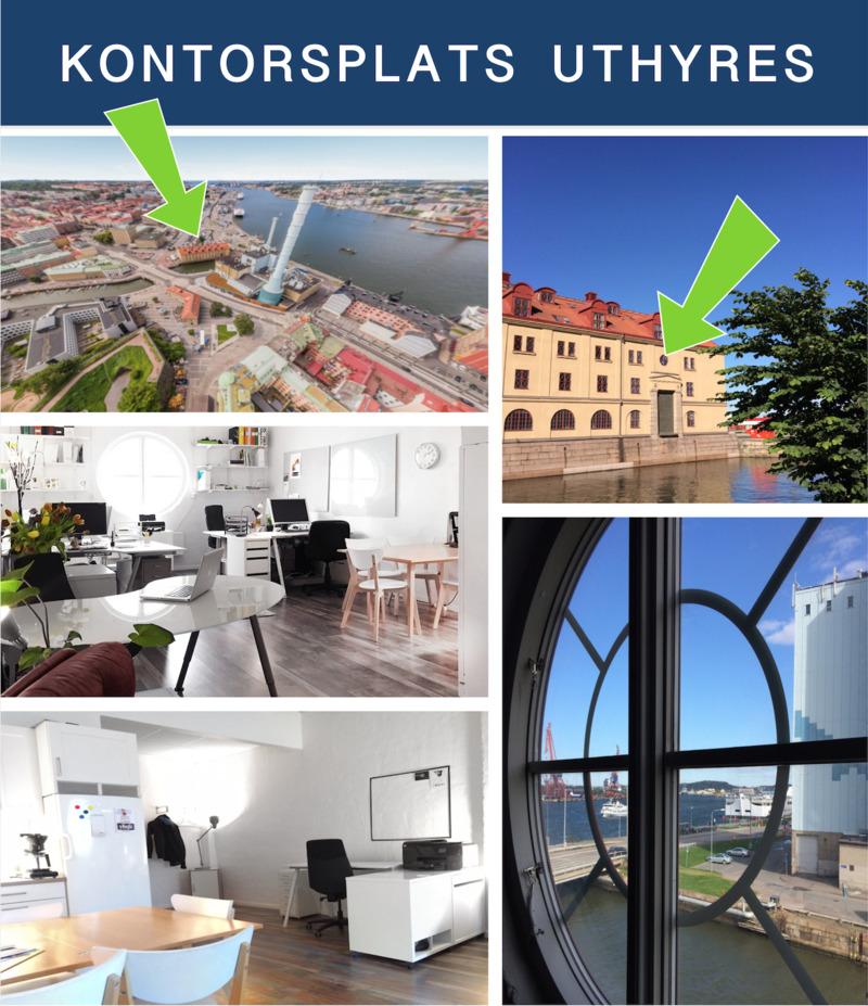 Kontorsplats - Järntorget, Göteborg